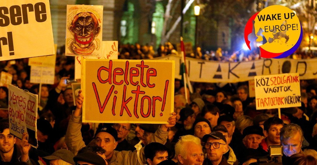 Protect Democracy in Hungary