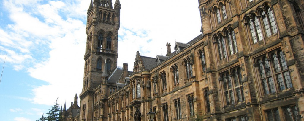 Picture of Glasgow University