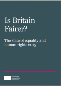 The EHRC Report 'Is Britain Fairer?' - Click to view.