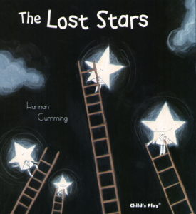 Letterbox Library - The Lost Stars - by Hannah Cumming