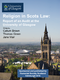 Religion in Scots law FrontCoverfinal Sm