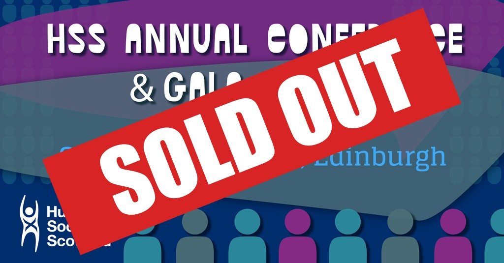 Gala Dinner sold out!
