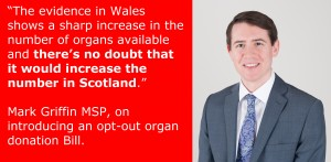 In July 2016, Labour MSP Mark Griffin outlined his support